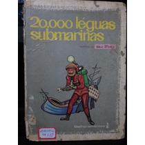 Livro: Verne, Júlio / Walt Disney - 20.000 Léguas Submarinas