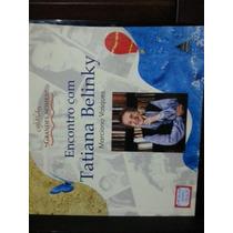 Livro: Vasques, Marciano - Encontro Com Tatiana Belinky