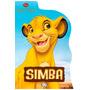 Livro - Livros Recortados Disney O Rei Leão - Simba