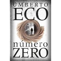 Número Zero Umberto Eco Editora Record
