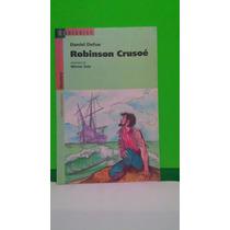 Livro Robinson Crusoé - Daniel Defoe - Fj.jr