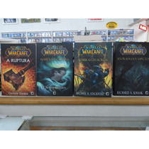 World Of Warcraft - Kit 4 Livros