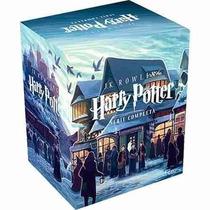 Livro Box Harry Potter - J.k. Rowling- 7 Volumes