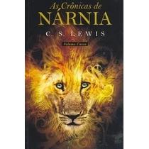 Livro As Crônicas De Nárnia - Volume Único (novo/lacrado)