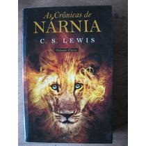 Livro: As Crônicas De Nárnia - Volume Único De C.s. Lewis