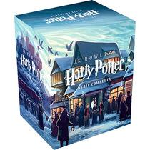 Livro Box Coleção Harry Potter - J.k. Rowling 7 Volumes