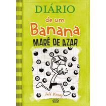 Diário De Um Banana 8 - Maré De Azar | Capa Dura | Lacrado