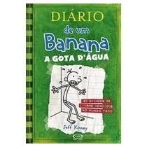 Diario De Um Banana V.2-capa Dura-frete Grátis Sul E Sudeste