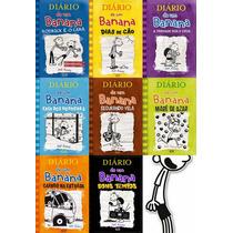 Diario De Um Banana - Vol 3 Ao 10 - Capa Dura + 2 Livros