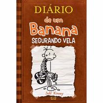Livro - Diário De Um Banana - Segurando Vela (volume 7) #