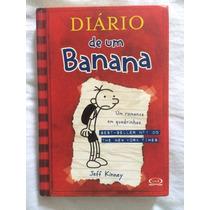 Livro Diário De Um Banana - Vol. 1 - Jeff Kinney