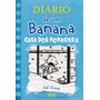 Livro Diário De Um Banana - Vol. 6 - Casa Dos Horrores