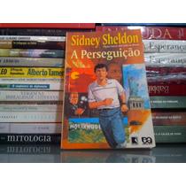 Livro A Perseguição Sidney Sheldon - Dueto Livros