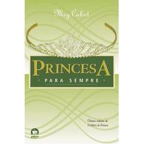 Livros Coleção Diário Da Princesa - Meg Cabot