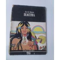 Livro Iracema José De Alencar, Editora Atica