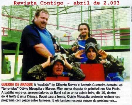 Informações P/ Montagem De Campo De Paintball !!!