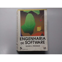 Livro Engenharia De Software - Roger S.pressman 1995 - Usado