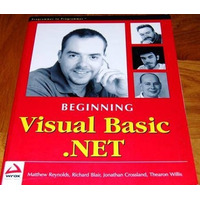 Livro Beginning Visual Basic.net - Reynolds