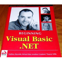 Livro Beginning Visual Basic.net - Reynolds