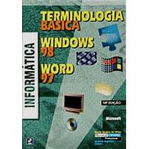 Terminologia Básica - Windows 98, Word 97