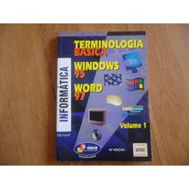 Terminologia Básica Windows 95 Word 97, Volume 1