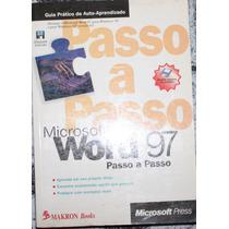 Microsoft Word 97 Passo A Passo-joão Eduardo Nóbrega Tortelo