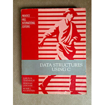 Livro Data Structures Using C Isbn 9780132004114