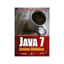 Java 7 Ensino Didatico - Sergio Furgeri
