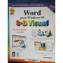 Livro Editor De Texto Word 3-d Visual - Office Microsoft