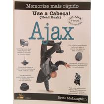 Livro Use A Cabeça! Ajax - Sem Detalhes