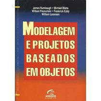 Modelagens E Projetos Baseados Em Objetos - James Rumbaugh