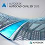 Autcad Civil 3d 2015 - 64 Bits + Curso