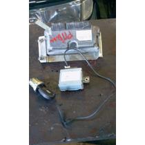 Kit Code Fiat Uno Ou Fiorino Fire Completo C/ Miolo E Chave