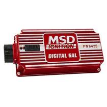 Modulo Ignição Importado Msd 6al Digital6425 Turbo Arrancada