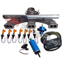 Kit Injeção Eletrônica Opala 6cc - Pulser Plus Pandoo