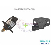 Kit Marcha Lenta + Sensor Tps Gol Parati Saveiro Santana