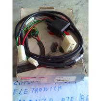 Chicote Ignição Eletronica Monza Ate 86 Gasolina Tc 0130