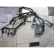 Modulo + Chicote Fiat Palio 4p. 97/98 Usado Otimo Estado Ok