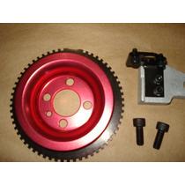 Polia Roda Fônica Kit Vw Motores Ap
