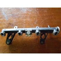 Flauta Dos Bicos Injetores Peugeot 206 E 207 1.4 8v Flex
