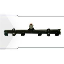 Flauta Dos Bicos Injetores S10 Blazer 2.4 Flex 07/... Astra