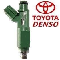 Bico Injetor Toyota Corolla E Fielder 1.8 16v Original Denso