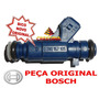 Bico Injetor Prisma 1.4 Flex 0280157105 Peça Original Bosch