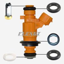 Reparo Bico Injetor Nissan Tiida Livina 1.8 Flex 0280156419