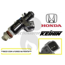Bico Injetor Honda Fit 1.4 New Civic 1.8 6 Furos Original