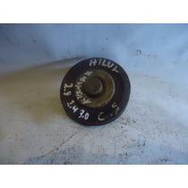 Polia Motor Toyota Hilux 2.4/ 2.8/ 3.0