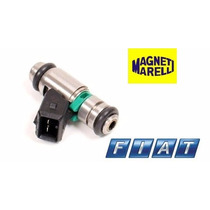 4-bicos Injetores Iwp 006 Marea 18 16v Magnetti Marelli