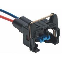 Conector Chicote Bico Injetor Atuador Bobina S. Temperatura