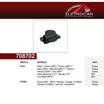 Sensor De Posição Borboleta Fiat Palio, Weekend, Strada 1.0,