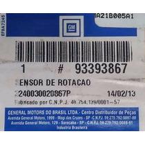Sensor Rotação Corsa/celta/prisma - Original Gm 93393867